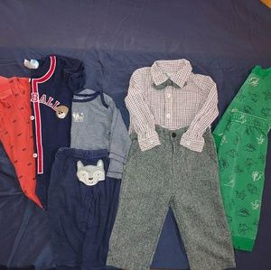 Other - 12 months baby boy clothes bundle